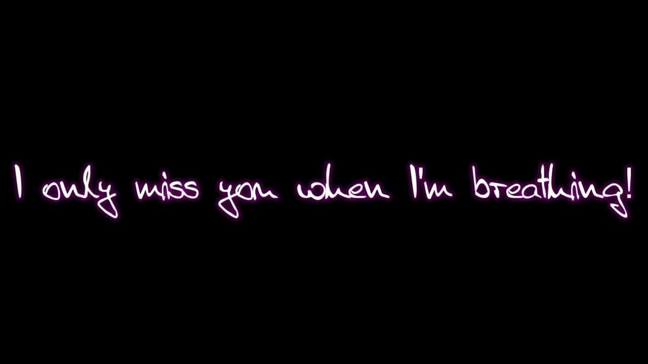 goes out to the one i love lyrics: