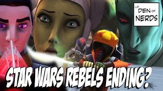 Star Wars Rebels Ending? Panel Recap from Star Wars Celebration Orlando! Where Do We Go From Here??