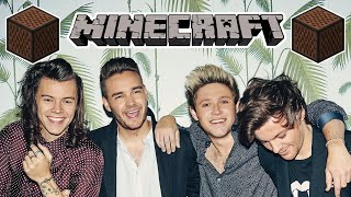 ♪ [FULL SONG] MINECRAFT Drag Me Down by One Direction in Note Blocks (Wireless) ♪