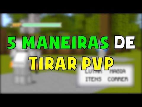 5 MANEIRAS DE TIRAR PVP (Minecraft)