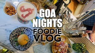 First time at GOA NIGHTS | Trying Indian Fusion Cuisine and Cocktails!