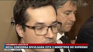 Nova conversa divulgada pelo site Intercept Brasil