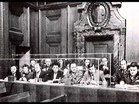 the allies views of the nuremberg trials The nuremberg trialsthe allies and the trials • winston churchill did not want a trial – thought all should be hung .