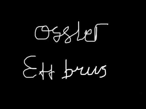 Pelle Ossler - Ett Brus