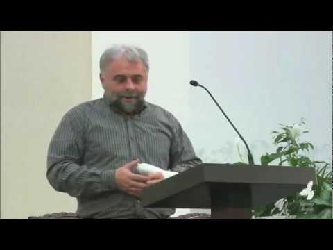 Vladimir Pustan - Telegrame de la cruce la Biserica Gloria Arad Februarie 2013
