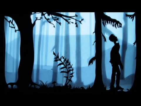 Rusalka A Paper Cut Out Animation Youtube