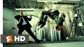 Video clip Transporter 2 (5/5) Movie CLIP - Fire-Hose Fray (2005) HD