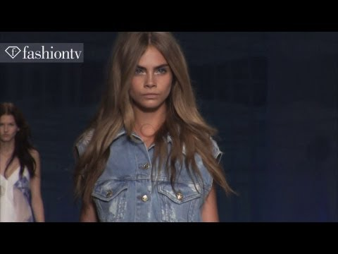 Just Cavalli Spring/Summer 2013 FULL SHOW | Milan Fashion Week | FashionTV