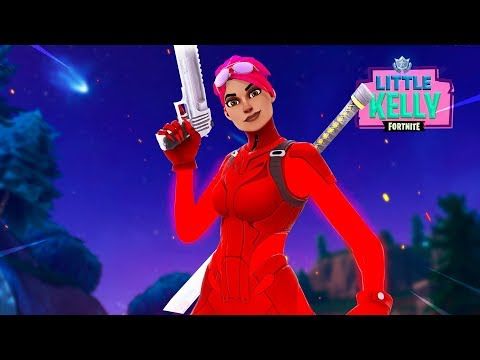 LITTLE KELLY STEALS LYNX'S RED ARMOUR - Fortnite Short Film