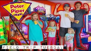 Field Trip Tuesday: PETER PIPER PIZZA KITCHEN TOUR