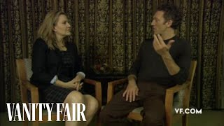 "Vincent Cassel Talks to Vanity Fair's Krista Smith About the Movie ""Black Swan"""