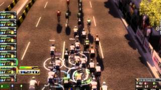 [Pro Cycling Manager 2013 - Tutoriel] Gagner un sprint massif