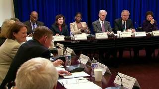 Meeting of the President's Export Council full (white house)  3/12/13