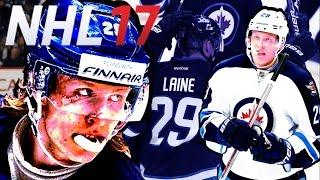 PATRIK LAINE TEAM BUILD - NHL 17 HUT