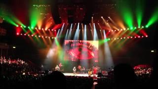 Johnny Clegg Tough Enough Royal Albert Hall London