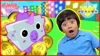 Roblox Pet Sim $500,000,000 RARE PET Let's Play with Ryan Vs. Big Gil