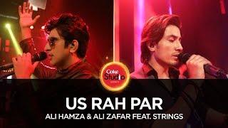 download lagu Ali Hamza & Ali Zafar Feat. Strings, Us Rah gratis