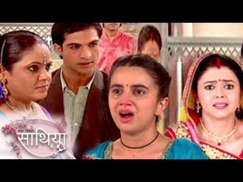 Radhas TRUTH FINALLY EXPOSED in Ahem & Gopis Saath Nibhana Saathiya...