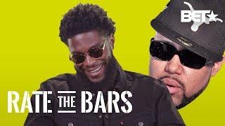 Big K.R.I.T. Questions Pregnant H*es In Pimp C's Bars | Rate The Bars