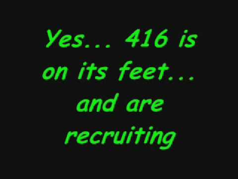 416 animation recruitment promotion