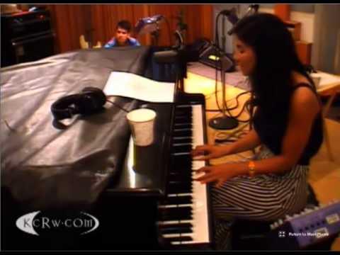 Marina And The Diamonds KCRW Acoustic Full Session