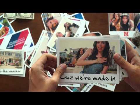 CIMORELLI - Made in America (Lyric Video)