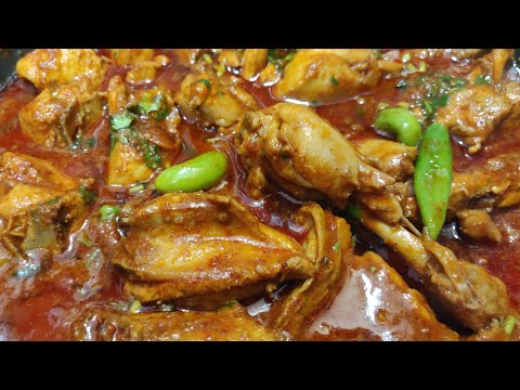 Tadke wala chicken | Gravy masala chicken | kadai chicken | Masala chicken/chicken curry masala