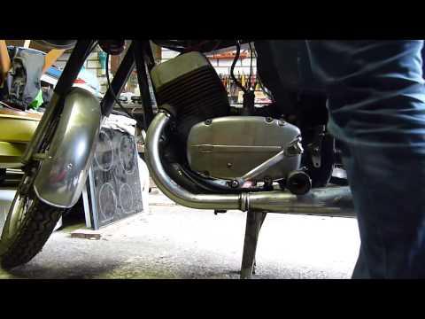 [RL] Jawa 350 634 1978 Changing gears