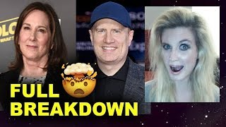 Kevin Feige Star Wars BREAKDOWN