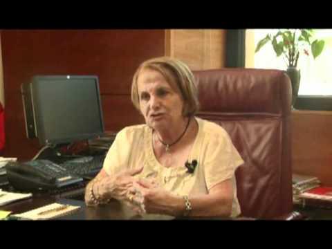 La alcaldesa de Gijón, Paz Fernández Felgueroso, se confiesa