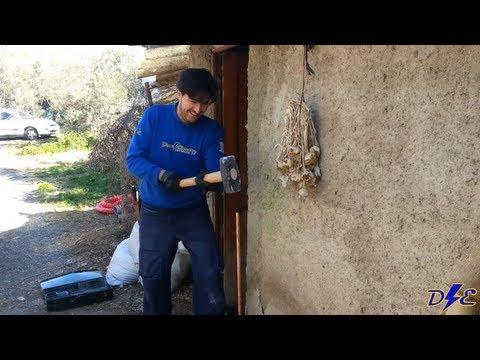 Cómo instalar una toma de tierra