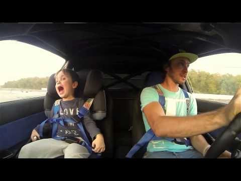 Father And Son Drift 2. One Year Later. video