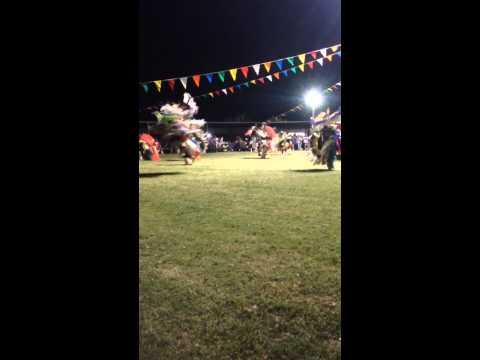 Men's Fancy Comanche Nation Fair 2014