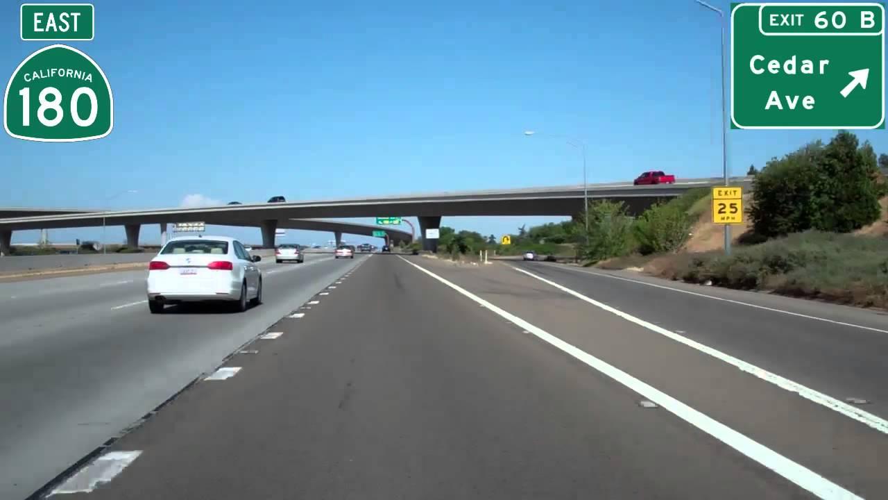 Sneak Preview Fresno Freeway Tour Feat New Ca 180