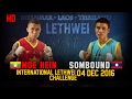 Moe Hein vs Sombound (Laos), Myanmar Lethwei Fight 2016~2017, Lekkha Moun, Burmese Boxing MP3