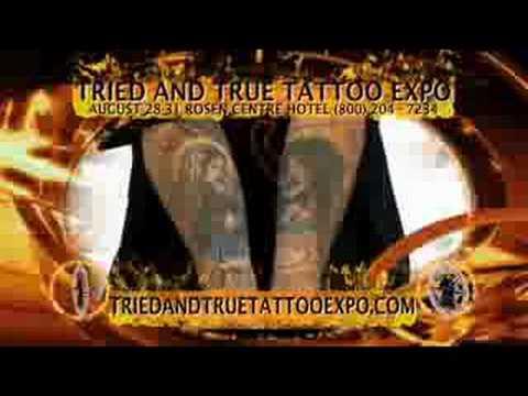 Tried and True Tattoo Expo Convention Orlando, Florida
