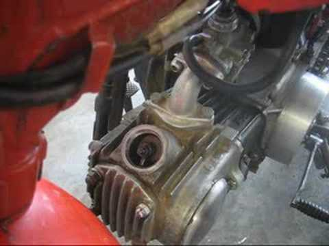 How to Adjust Honda 50/70 cc Valves