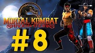 Mortal Kombat: Shaolin Monks - VS Reptile!!