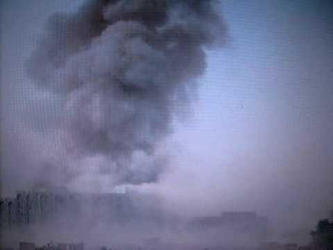 URGENTE; ATENTADO NO IRAQUE-Death toll past 132 in Baghdad bombings  10/25/2009