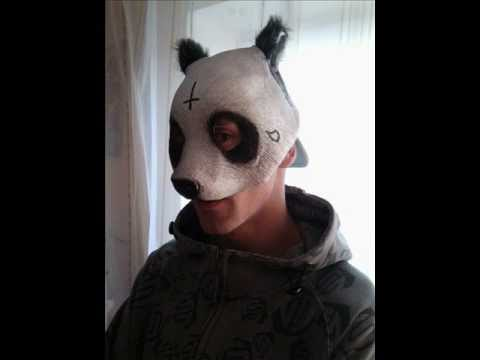 tutorial cro panda maske machen 100 detailgetreu youtube. Black Bedroom Furniture Sets. Home Design Ideas