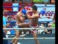 Muay Thai Fight-Kaimukkao vs Bangpleenoi (ไข่มุกขาว vs บางพลีน้อย), Rajadamnern Stadium - 17.2.16