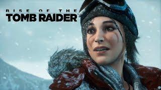 RISE OF THE TOMB RAIDER: Gameplay do Início [ Gameplay em Português PT-BR ]