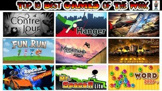 #181 Best Top 10 GAMES of The Week - Hanger Chaos Run