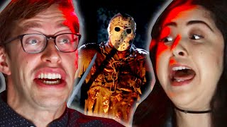 Download Lagu Scared People Play Friday The 13th: The Game Gratis STAFABAND
