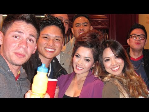 Arnold's Christmas Party! Vlogmas 21 - ThatsHeartTV