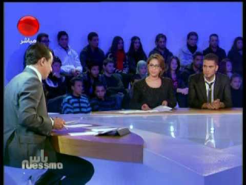 Ness Nessma du Mardi 18 Décembre 2012 (1ére partie)