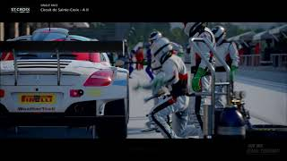 Gran Turismo®SPORT FIA S/S Rank Race