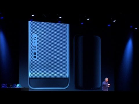 CNET News - Apple gives sneak peek at new Mac Pro