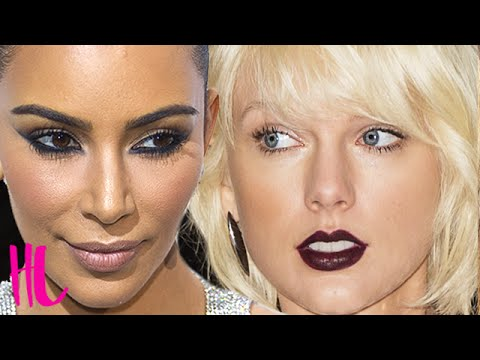 Kim Kardashian Says Taylor Swift Lied About Kanye West And Has Proof