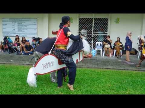 Kuda Kepang - Sri Cempaka Puteh Feat Manunggaling Tekad Telung Turonggo 3 video